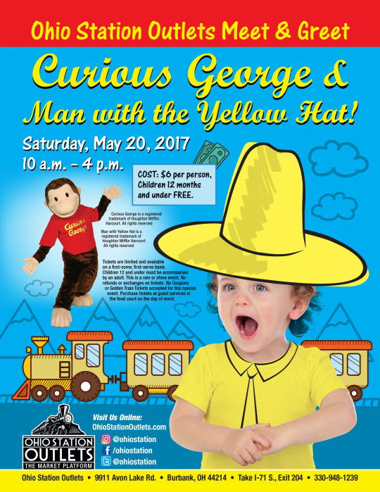 Curious george meet greet ohio station outlets m4hsunfo